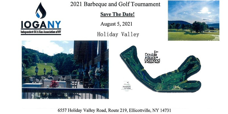 2021 BBQ and Golf Tournament